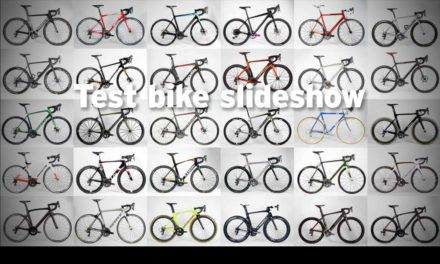 Test bike slideshow