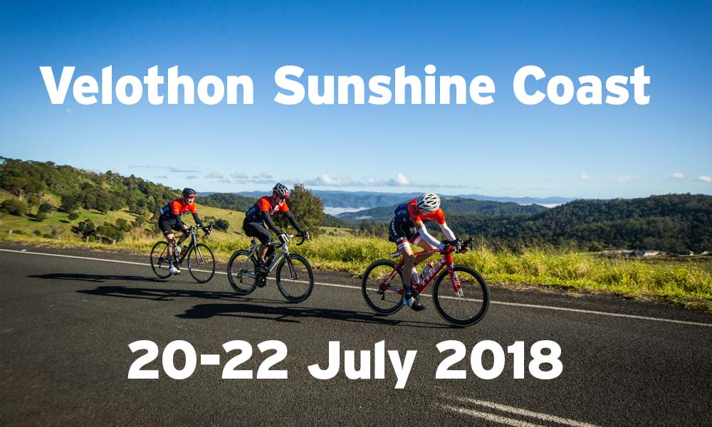 Velothon Sunshine Coast – prize winner