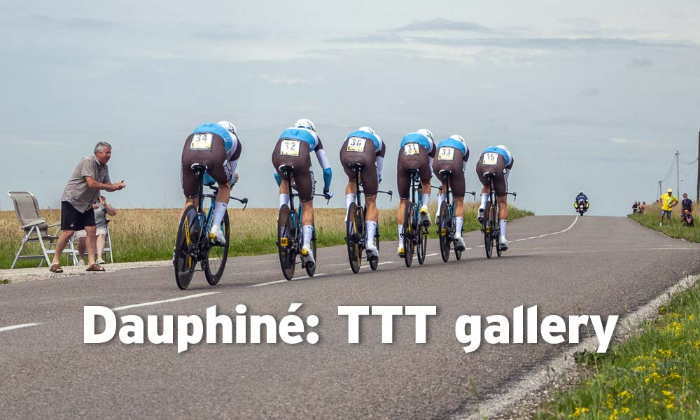 Dauphiné TTT gallery: by Jean-Pierre Ronco
