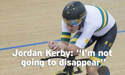 "Jordan Kerby: ""I'm not just going to disappear"""