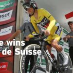 Richie Porte: victory in the Tour de Suisse