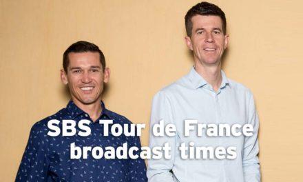 2018 Tour de France: SBS broadcast times