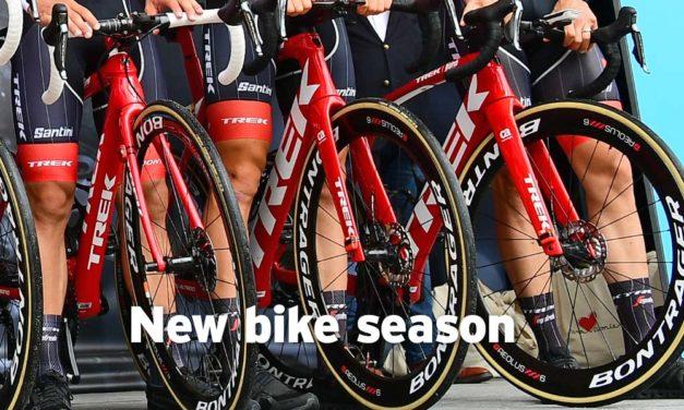 New bike season – Trek, Look, Specialized