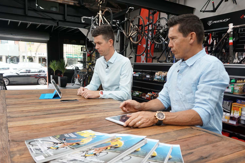 Matthew Keenan on Tour de France commentary - Ride Media