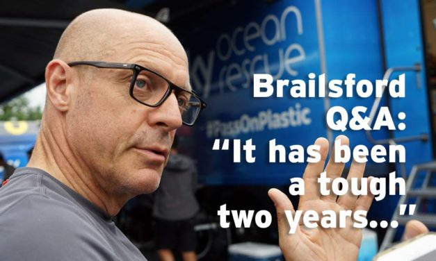 "David Brailsford Q&A: ""It's trying at times but I enjoy it"""