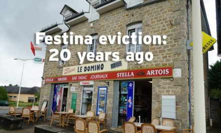18 July 1998: the day Festina was evicted from Le Tour