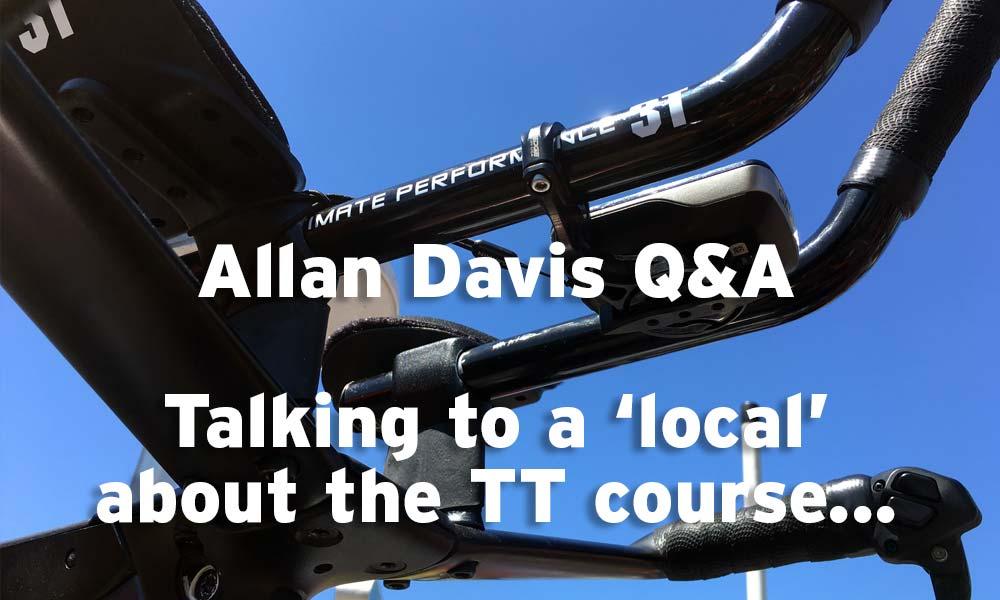 """Allan Davis: """"The TT is on my old training ground"""""""