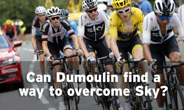 """Roberts on Dumoulin: """"Soon we'll be ready to take a title"""""""