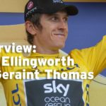"Ellingworth on Geraint Thomas: ""These guys push themselves to the limit"""