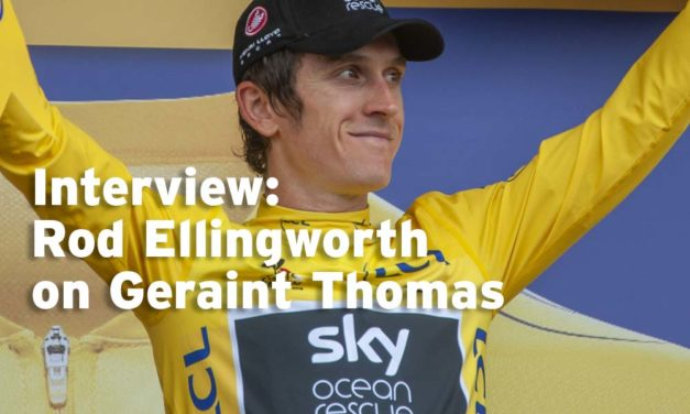 """Ellingworth on Geraint Thomas: """"These guys push themselves to the limit"""""""