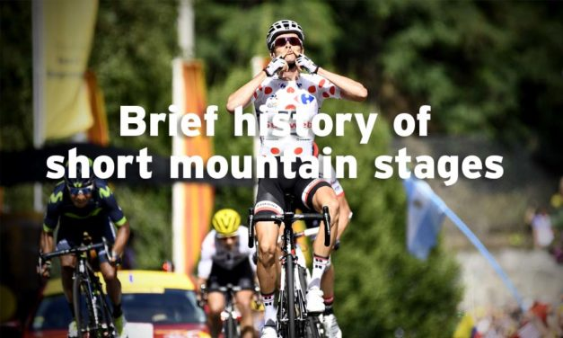 A brief history of recent short mountain stages