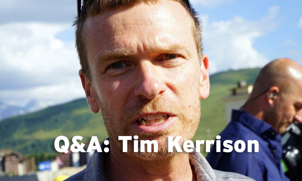 "Tim Kerrison: ""G is going into unchartered territory"""