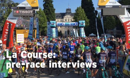 La Course by Le Tour de France – pre-race interviews