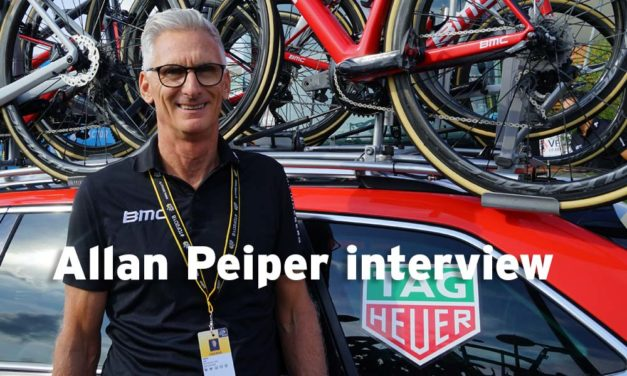 "Allan Peiper: ""the culmination of my career"""
