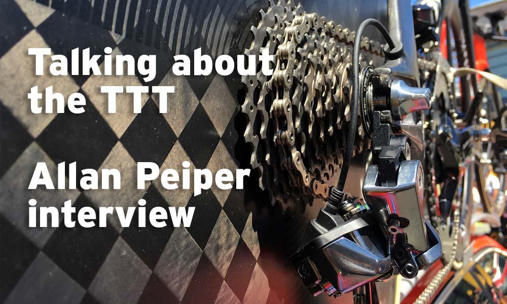 Peiper on BMC's approach to stage 3 TTT