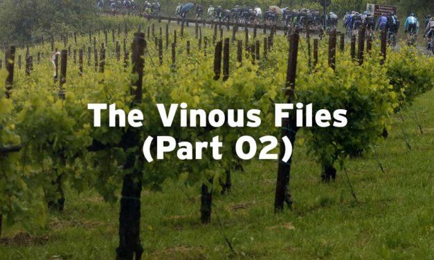 2018 Tour: The Vinous Files (Part 02)