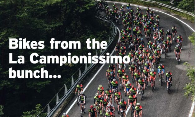 Bikes from the bunch – Italy, an introduction