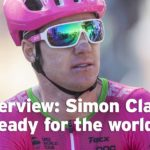 Simon Clarke: co-leader for Australia at the world championships