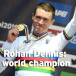 Rohan Dennis: time trial world champion
