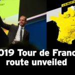 2019 Tour de France race route unveiled