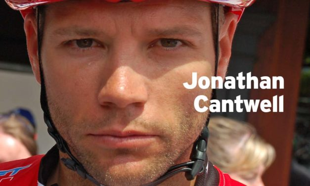 Jonathan Cantwell dies, aged 36