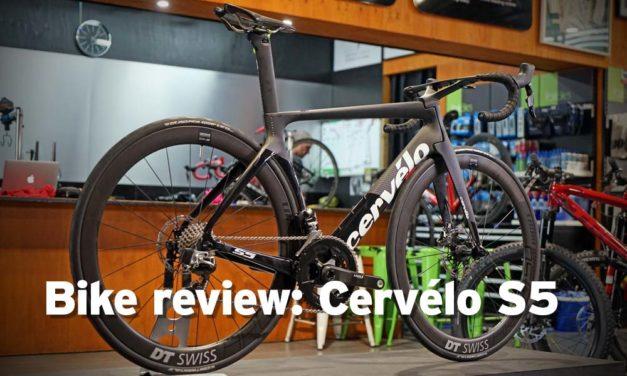 Bike review: 2019 Cervélo S5 – part 1, the unboxing