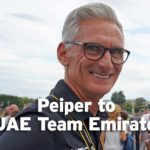 Allan Peiper moves to UAE Team Emirates