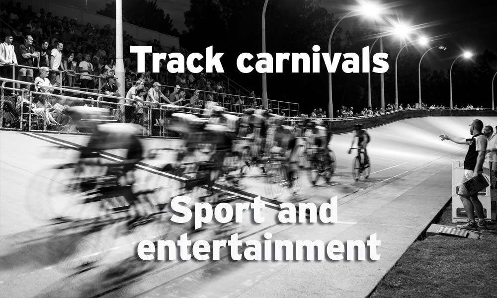Track carnivals: sport and entertainment around Australia