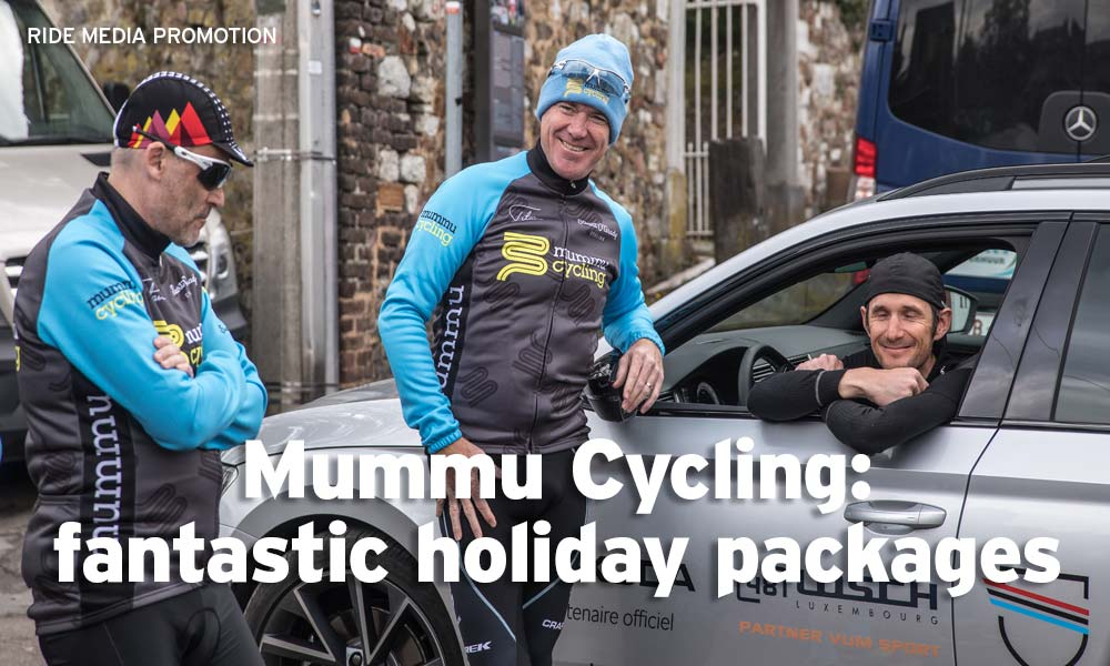Great holiday packages: Mummu Cycling in 2019