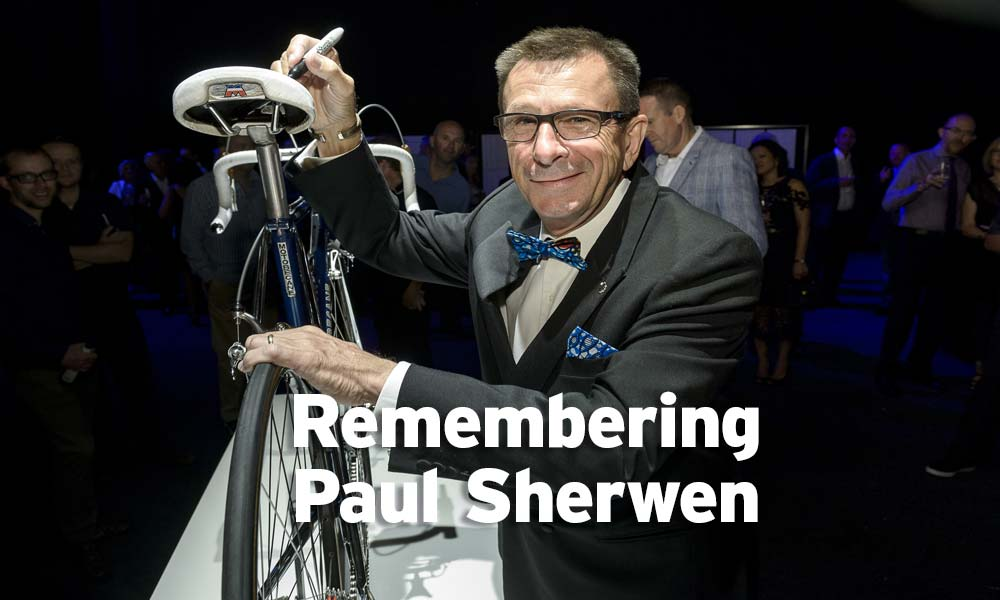 Remembering Paul Sherwen