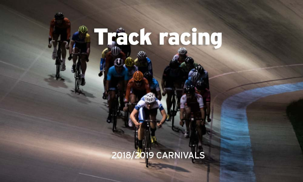 2018/2019 Australia summer track racing calendar