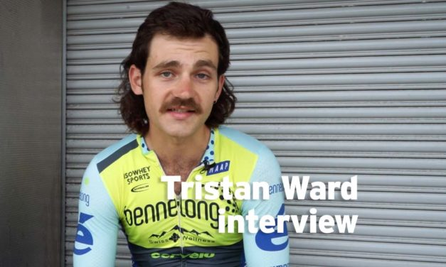 Talking Cycling with Tristan Ward