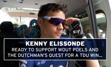 "Kenny Elissonde, Team Sky: ""We really prepare for this race…"""