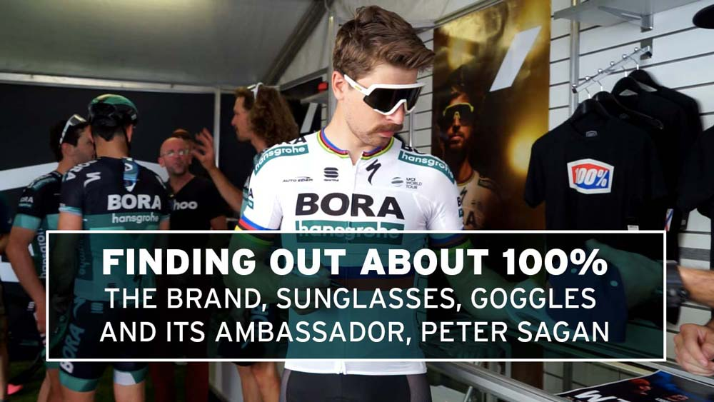 100percent Sagan: the benefits for a brand working with Peter Sagan