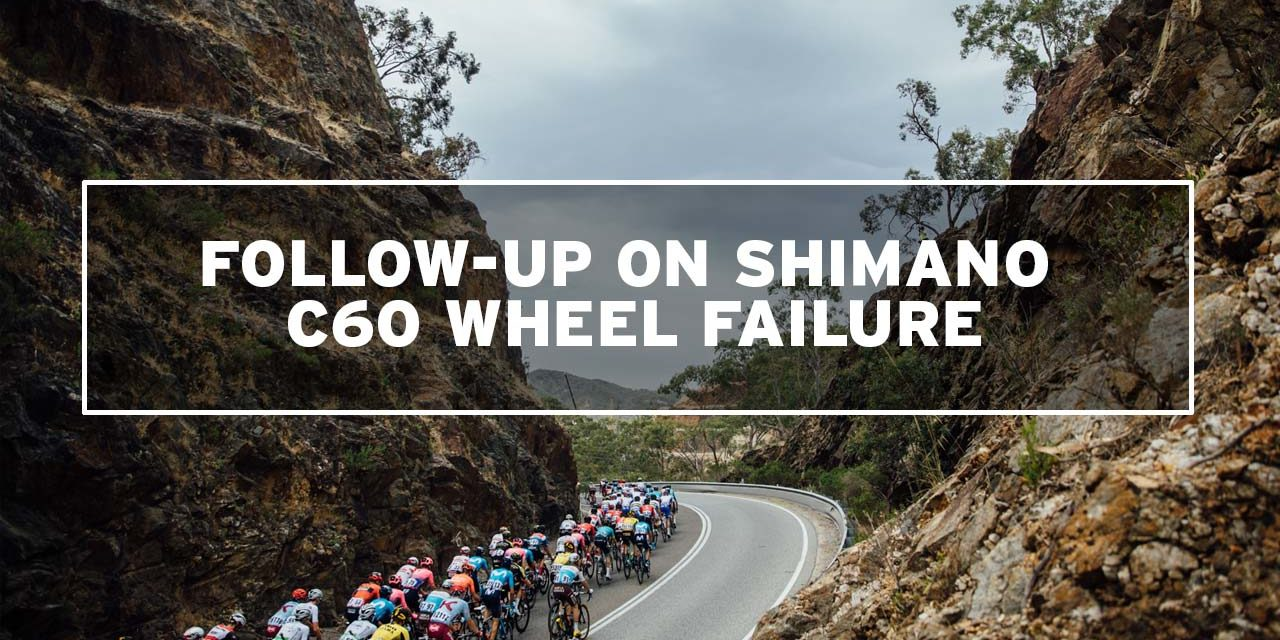 Follow-up on Shimano C60 wheel failure