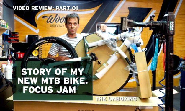 Story of my (new MTB) bike – Focus Jam 8.9