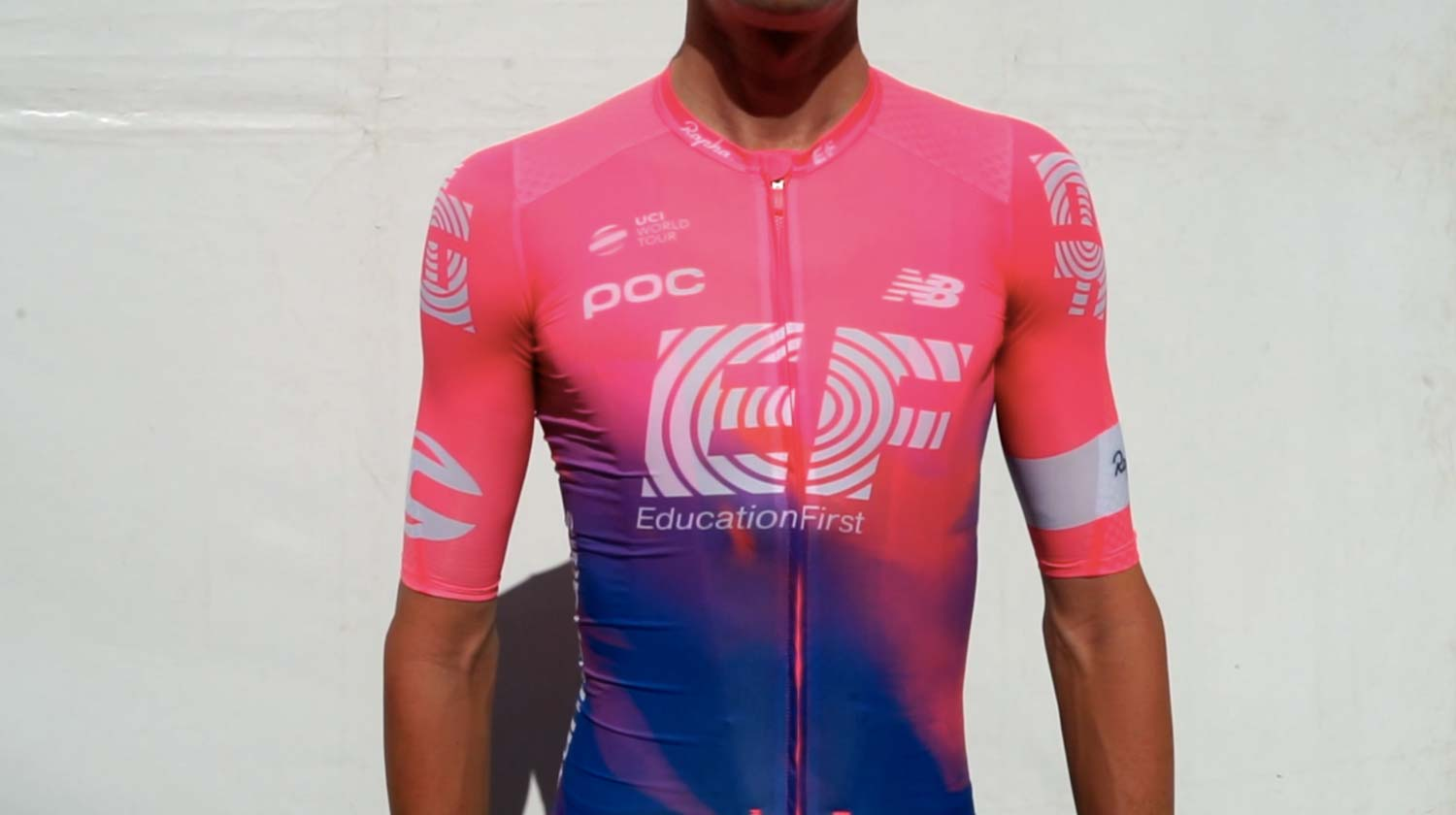 EF Education First Pro Cycling reveals 2019 outfit by Rapha - Ride Media 012badb47