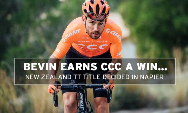 Bevin claims CCC WorldTour team its first victory