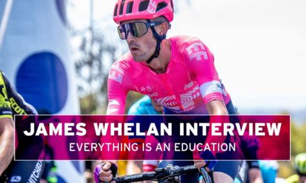 Talking cycling with James Whelan, EF Education First