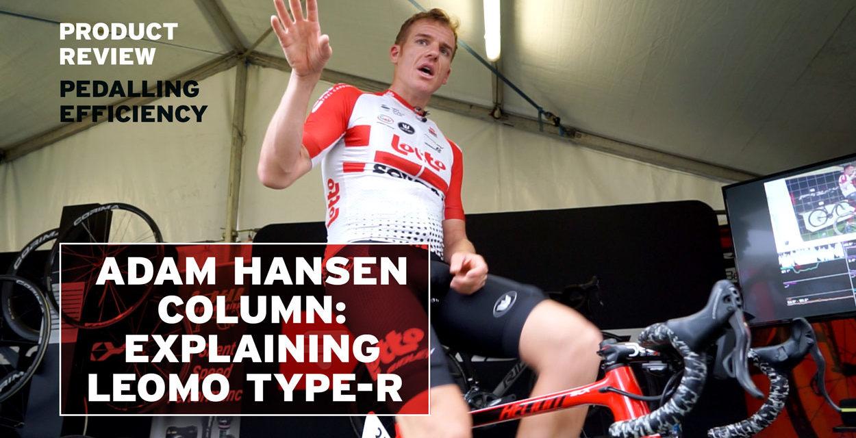 Adam Hansen column: First Ride with LEOMO TYPE-R