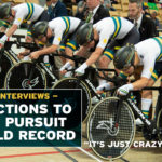 Reactions to the team pursuit world record