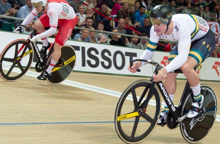 Track Worlds Australian Cycling Team Equipment Snapshot